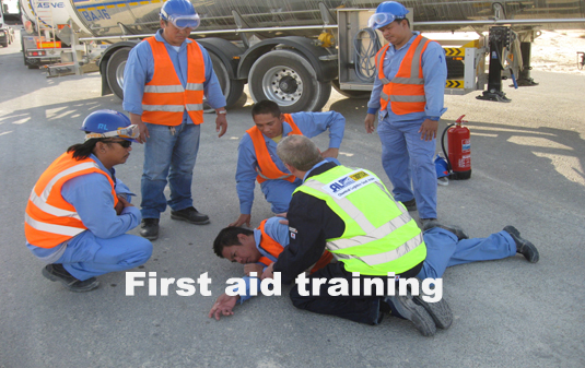 First aid measures